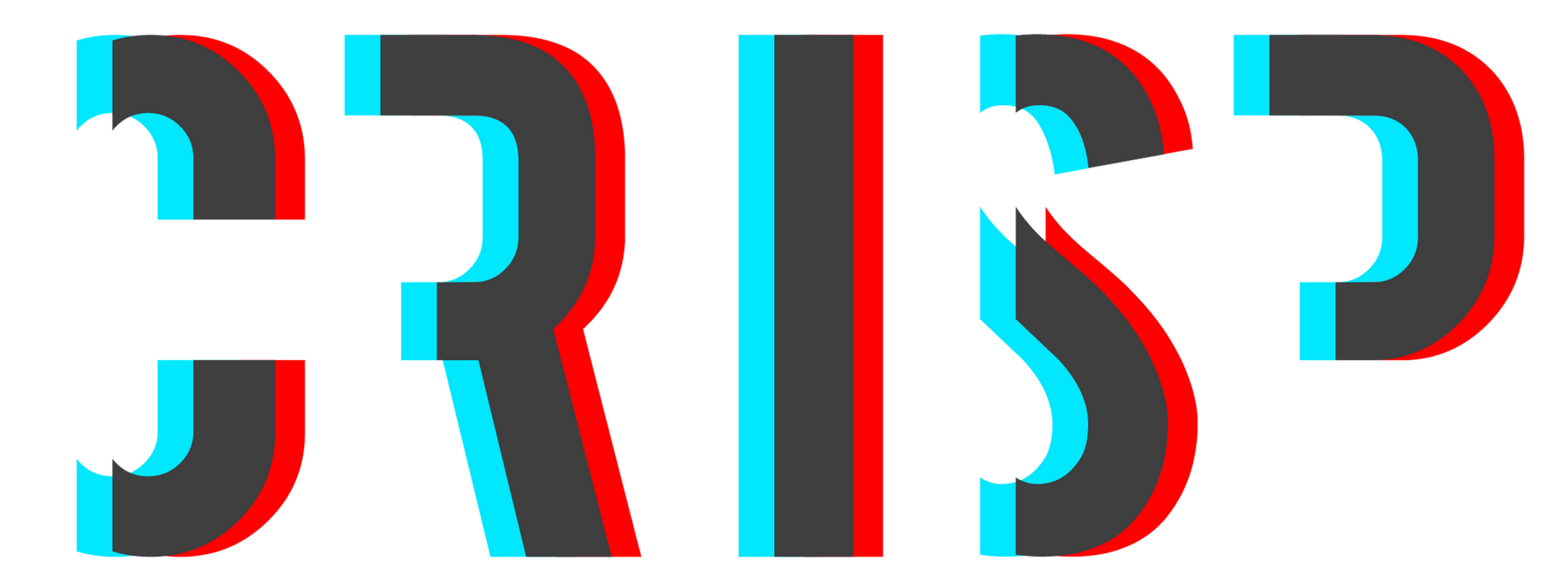 Crisp Rendering Logo Colour