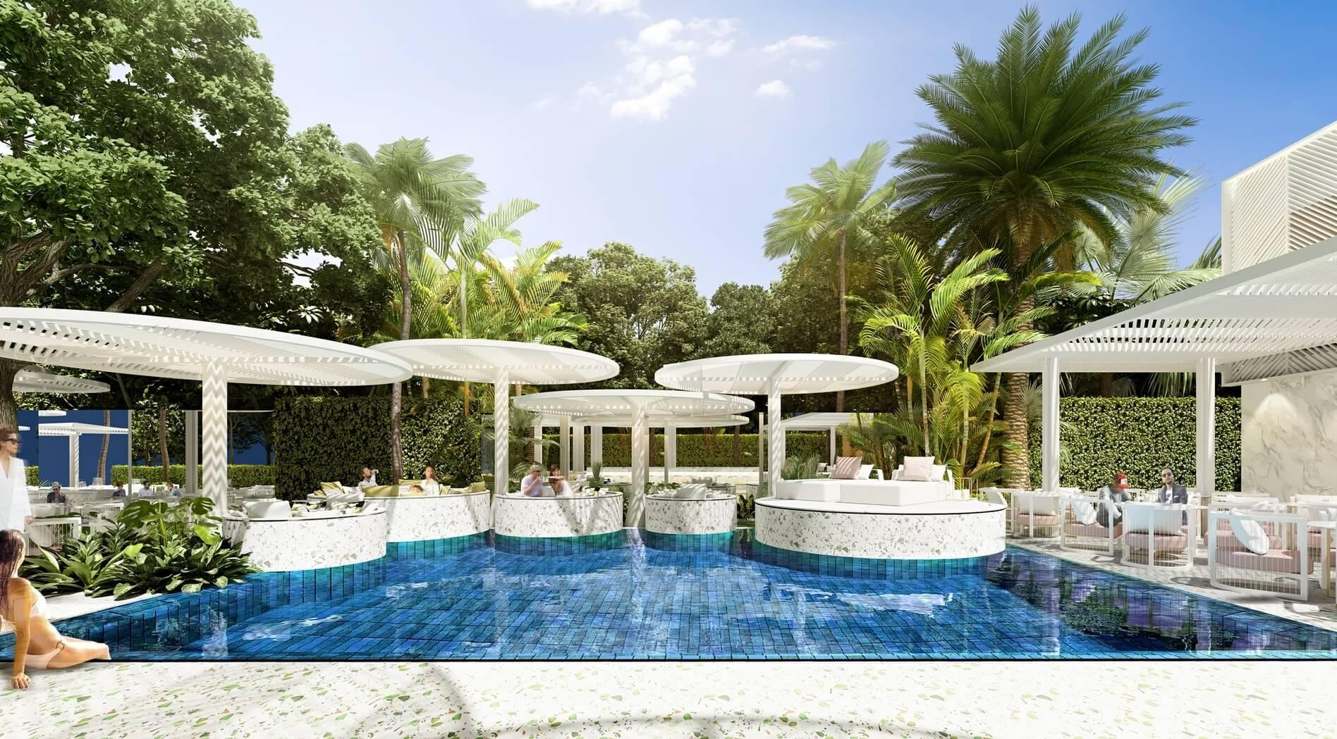 Beach Club | Mauritius