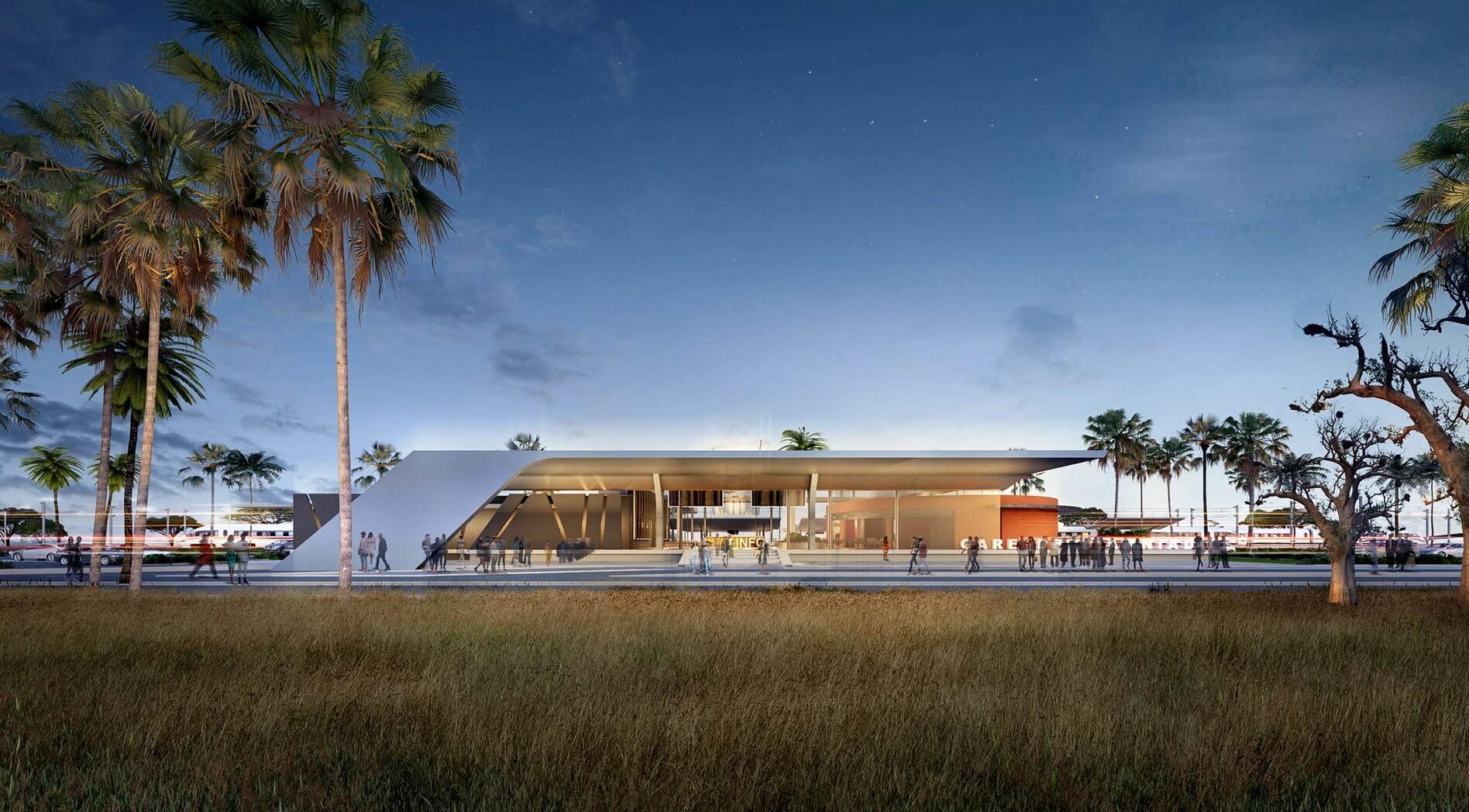 Dakar Train Station | Senegal