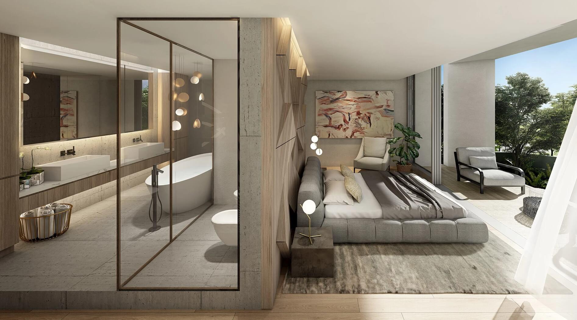 Kenya | Ganatra - Master Bedroom